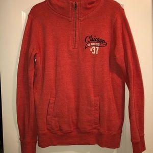 MV SPORT • Chicago 3/4 zip sweater - NWOT